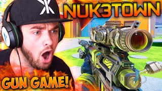 "getlinkyoutube.com-""NUKETOWN RIOTS!"" - Black Ops 3 GUN GAME! #9 - LIVE w/ Ali-A"