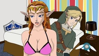 getlinkyoutube.com-Cartoon Hook-Ups: Link and Princess Zelda