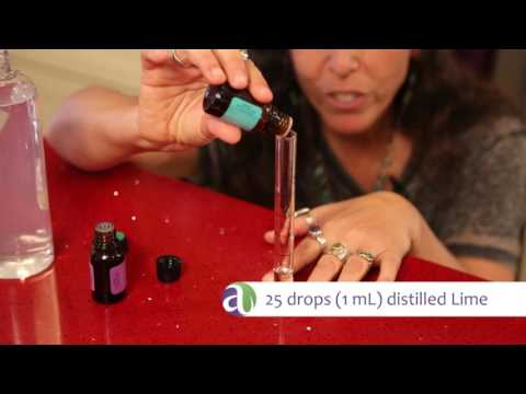 I Love Lavender & Lime Bathroom Cleanser Recipe