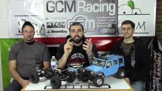 getlinkyoutube.com-GCM Racing Takes over Scale Freak - Bench Questions