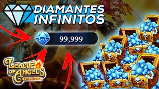 getlinkyoutube.com-DIAMANTES TODOS OS DIAS - League of Angels Fire Raiders