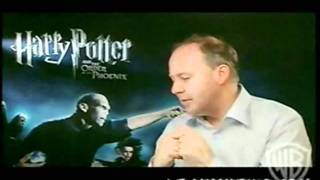 getlinkyoutube.com-Harry Potter and the Order of the Phoenix - Behind the scenes