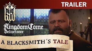 Kingdom Come: Deliverance - 'A Blacksmith's Tale' Játékmenet Trailer
