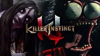 getlinkyoutube.com-SPOOKY HISAKO: Killer Instinct - Online Ranked