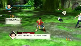 getlinkyoutube.com-One Piece Pirate Warriors - Playthrough Part 1 - I'm gonna be the Pirate King!