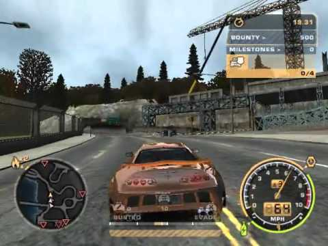 NFSMW More Challenge Series