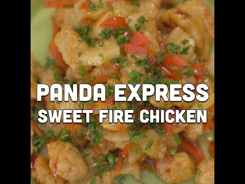 How to Make Panda Express Chicken