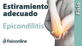 getlinkyoutube.com-Cómo NO estirar en caso de epicondilitis o codo de tenista