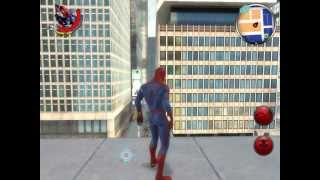 getlinkyoutube.com-Gameplay The Amazing Spider-Man