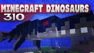 getlinkyoutube.com-Minecraft Dinosaurs! || 310 || Mosasaurus Rage