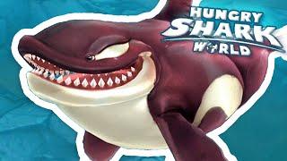 getlinkyoutube.com-NEW KILLER WHALE!! - Hungry Shark World   Ep 26