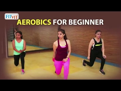Aerobics for Beginners - Poonam Sharma