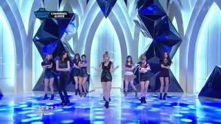 111027 Girls' Generation (SNSD) - The Boys live @M!Countdown. Comeback