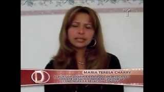 MARIA TERESA CHARRY  AMANTE DE JOSEFINA TORRES CONFIESA PLAN INICUO