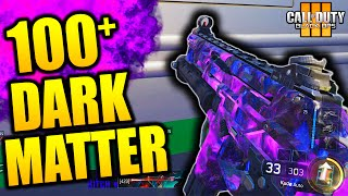 getlinkyoutube.com-Call of Duty Black Ops 3: DARK MATTER CAMO 100+ KILL GAMEPLAY! -  Dark Matter KUDA Best Class Setup!