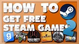 "getlinkyoutube.com-How To Get ""FREE"" Steam Games *New Method* (Working 2017)"