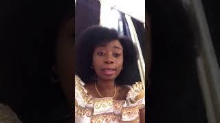 Esclavage en Libye: La chanteuse Adiouza exprime son indignation… (vidéo)