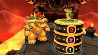 getlinkyoutube.com-Mario Party: Island Tour - Bowser's Peculiar Peak