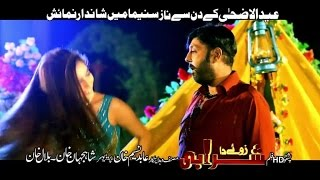getlinkyoutube.com-Zwe Da Sharabi - Zama Gulab Janana Song - Pashto Film