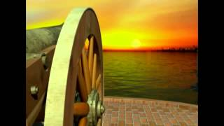 getlinkyoutube.com-3D Animation of Ramadan Cannon