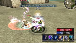 getlinkyoutube.com-BLAZE SRO PvP Full INT Spear Fire/Cold VS. Force/Heuksal [Geminese VS RVCA]