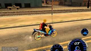 getlinkyoutube.com-Gta San Wave125 i | ทะลุ 100k Wow!!