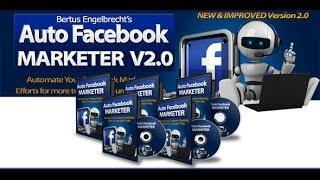 getlinkyoutube.com-Auto facebook marketer tutorial en español- Carta venta robot publicador