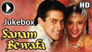 Sanam Bewafa - Video Song Jukebox - Salman Khan - Chandni