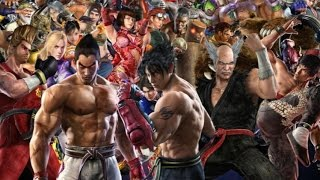 getlinkyoutube.com-Top 10 Tekken Characters