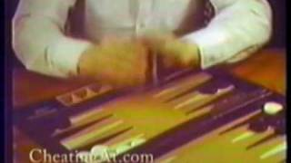 getlinkyoutube.com-George Joseph's Cheating At Backgammon