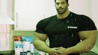 New Muscle growth experiments in march 2017