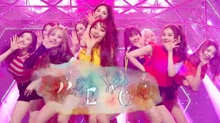 《Debut Stage》 PRISTIN (프리스틴) - WEE WOO @인기가요 Inkigayo 20170326