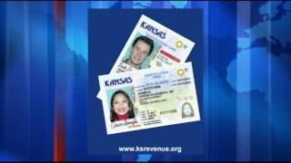 Residentes de Kansas tendrán que actualizar sus licencias de conducir