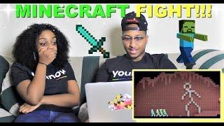 "getlinkyoutube.com-Alan Becker ""Animation vs. Minecraft (Original)"" Reaction!!!"
