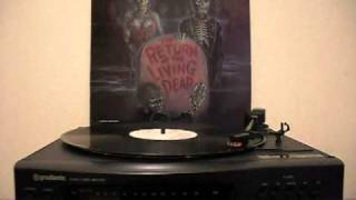 "LP A Volta dos Mortos Vivos / The Return of the Living Dead - ""Surfin' Dead"" The Cramps"