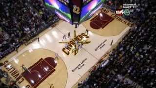getlinkyoutube.com-2011 Miami Heat (12-8) V Cleveland Cavaliers (7-11)