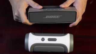 getlinkyoutube.com-Bose mini VS  JBL Charge