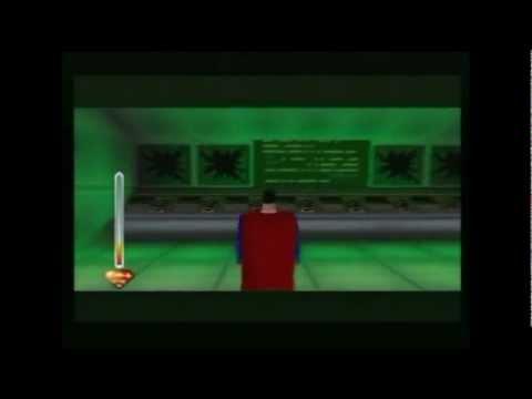 L'Antre du Mea : les jeux Superman