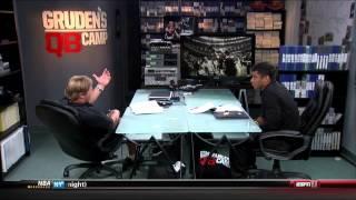 getlinkyoutube.com-Gruden's QB Camp ''Russell Wilson'' Recorded Apr 11, 2012, ESPNUHD