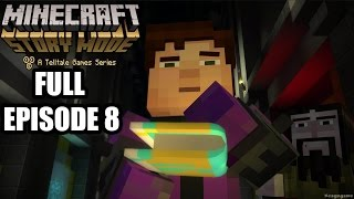 getlinkyoutube.com-Minecraft Story Mode: FULL Episode 8 Gameplay Walkthrough - No Commentary