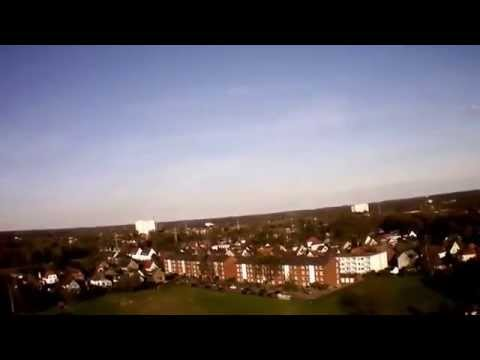 AR DRONE 2.0 Power Edition outdoor flight #11