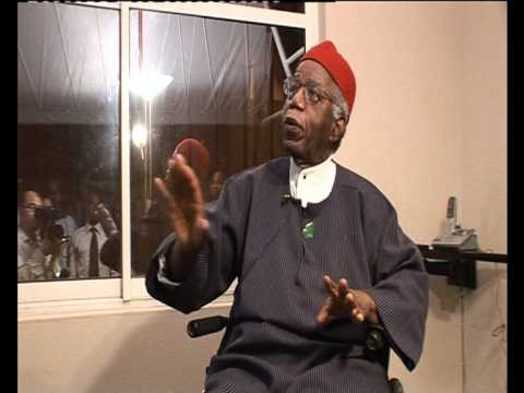 Prof. Chinua Achebe: A hero returns 2 (BBC)