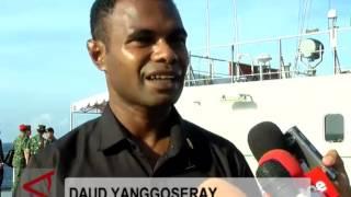 getlinkyoutube.com-Daud Yanggroseray Pengawal Pribadi Presiden Asal Papua