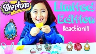 getlinkyoutube.com-SHOPKINS LIMITED EDITION CHALLENGE videos - How would you react?