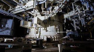 getlinkyoutube.com-Exploring an Abandoned Nuclear Power Plant