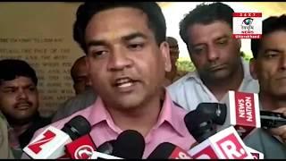 दिल्ली : 3 जून को केजरीवाल और सत्येंद्र जैन के घोटालो का सच सबके सामने रखेंगे- कपिल मिश्रा
