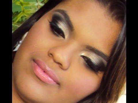 Tutorial 46- Maquiagem pele Morena (Participação de Lídia Brito)