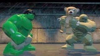getlinkyoutube.com-Lego Marvel Superheros- All Big Figures Showcase
