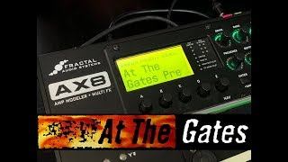 DIALING TONES FOR AT THE GATES - AX8 preset download
