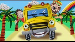getlinkyoutube.com-Reggae Randy - The Wheels On The Bus